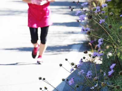 健康に効果的なウォーキングの方法
