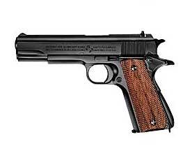 和歌山殺傷事件で使われたコルトガバメント・ステアーGBはどんな銃?