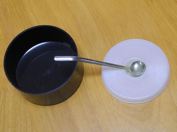 ラー油スプーン